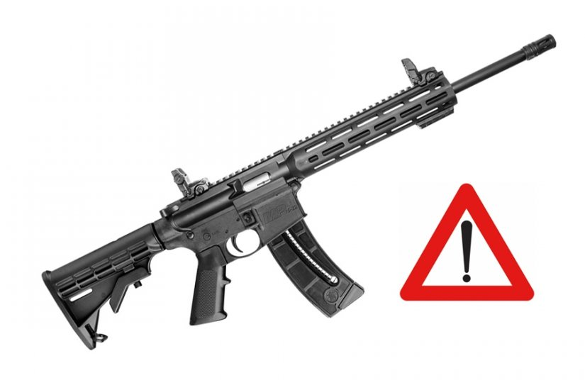 M&P15-22 seguridad