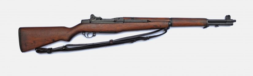 armas legendarias rifle m1 garand