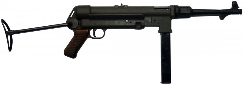 armas legendarias subfusil mp38