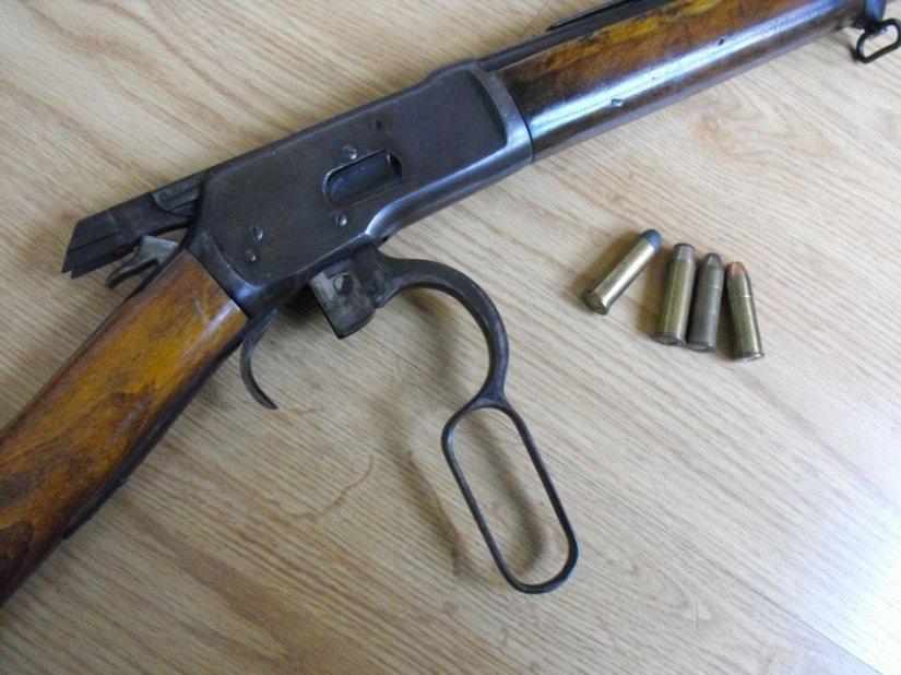Carabina TIGRE: El palanquero español del calibre .44-40 - Arma larga