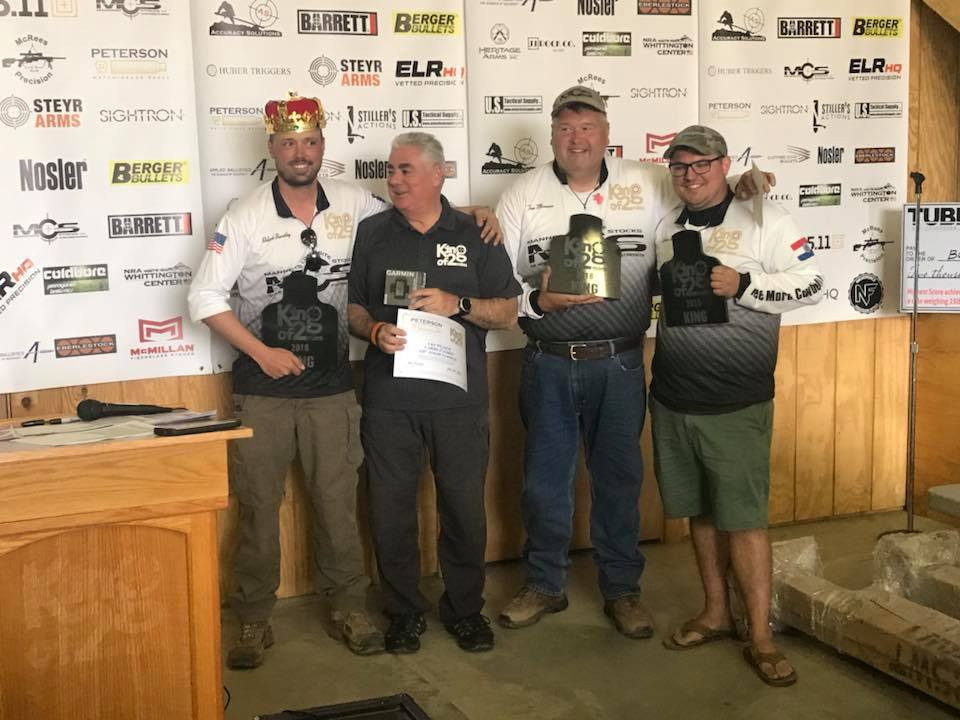 imagen de El visor BUSHNELL ELITE TACTICAL XRS II ganador del King of Two Miles