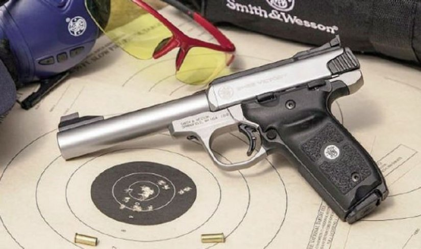 Pistola Smith & Wesson Victory