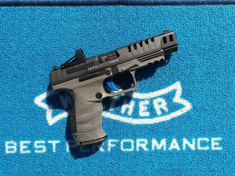 Walther Q5 Match Combo  general