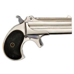 armas legendarias pistola remington double derringer