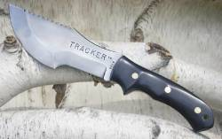 Modelo cuchillo Tracker de la película The Hunted