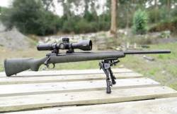 Rifle de cerrojo Remington 700 NRA American