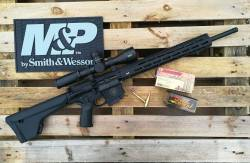Rifle semiautomatico Smith & Wesson M&P10 PC