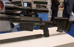 Rifle Sniper Modular Remington MSR