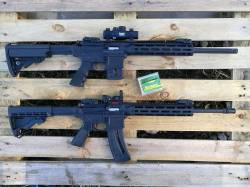 Carabinas Smith & Wesson M&P15 22 y PC