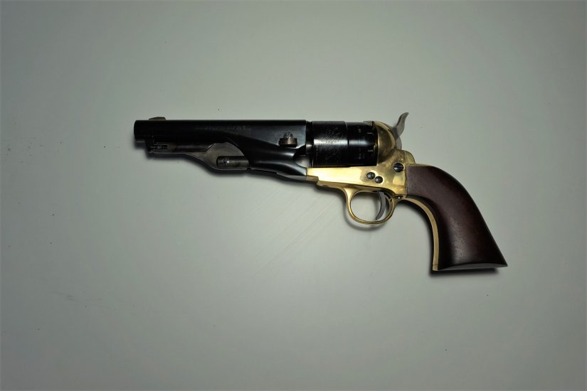 Imagen colt army sheriff 1860 cal.44