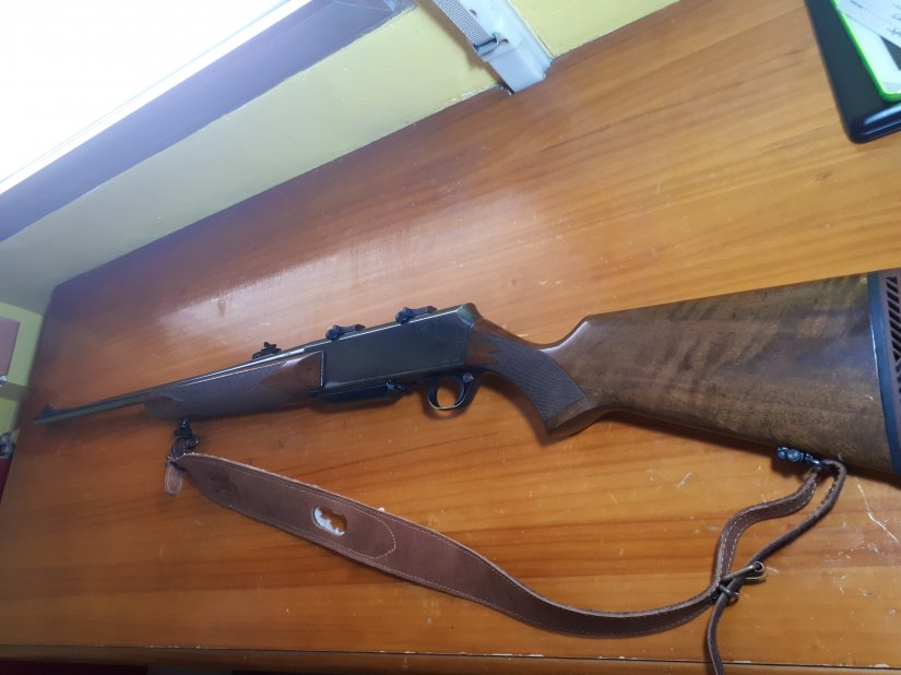Imagen Rifle Browning bar cal 7mm