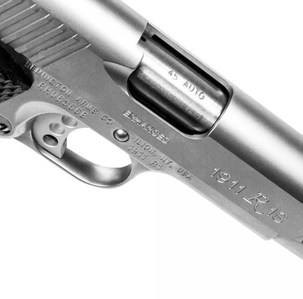 armas remington 1911 stainless steel
