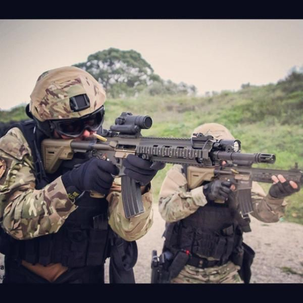 ARMAS HK416A5 EJERCITO PORTUGAL