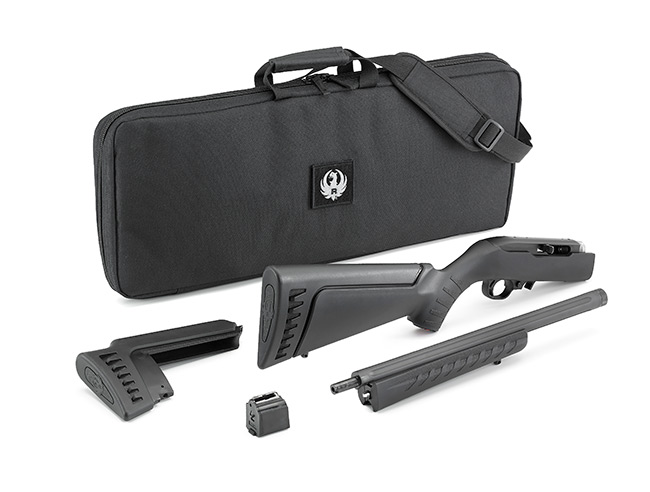 armas Ruger 1022 Takedown 01