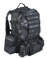 armas mochila defense pack kryptek