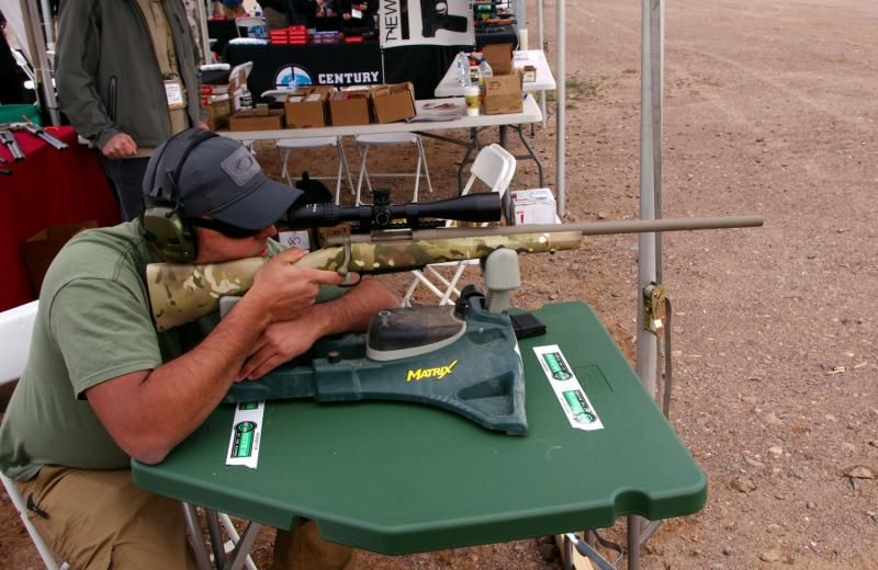 armas rifle howa mini action series shot show
