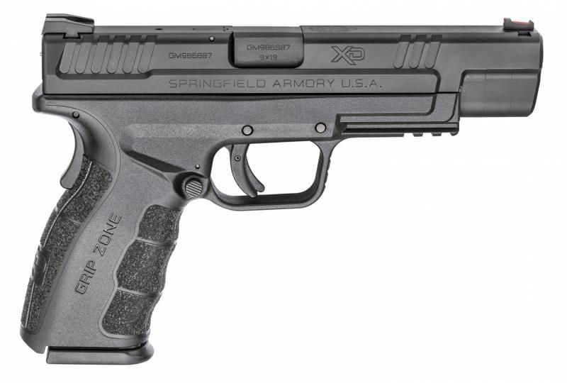 armas springfield armory pistola xd mod 2 tactical frontal