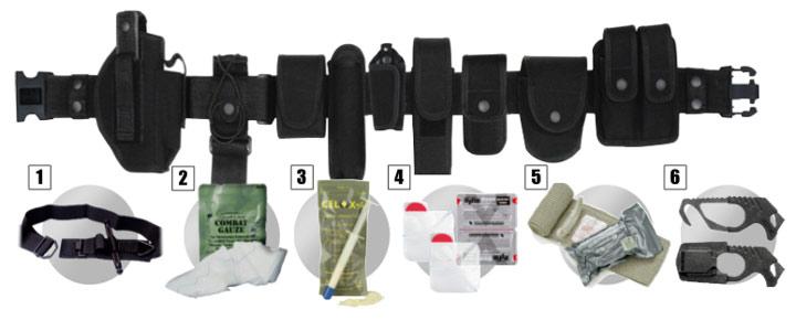 armas cinturon policial servicio 2