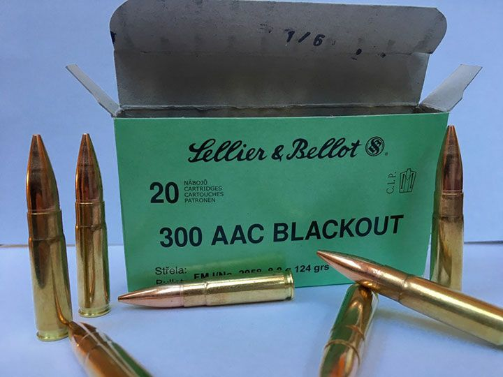 armas sellier bellot 300aac 2
