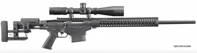 armas ruger precision rifle antiguo