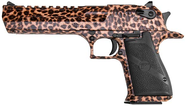 armas desert eagle cheetah
