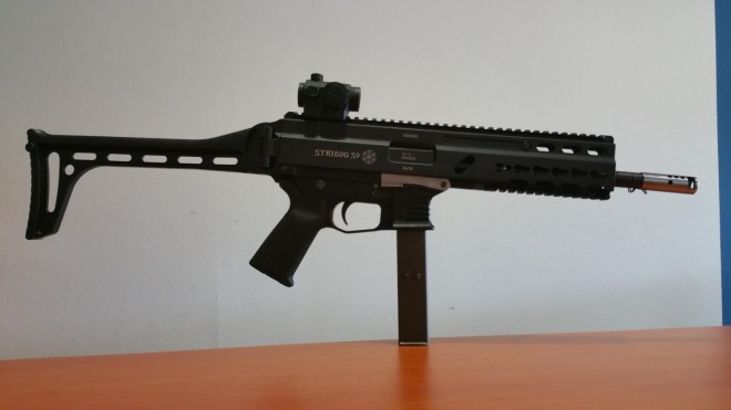 armas grand power stribog carabina s9 nueva