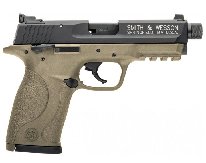 armas pistola smith wesson mp22 2