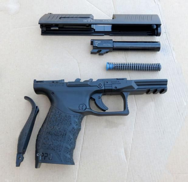 walther ppq 45 4
