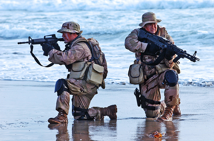 United States Navy SEALs 547