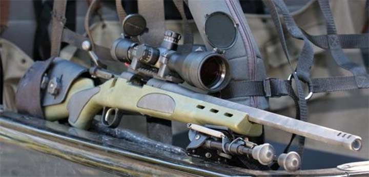 armas rifle remington 700 vtr 2