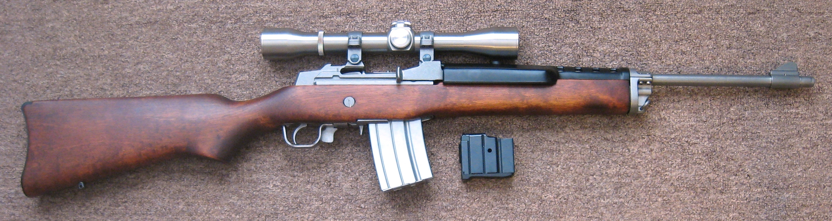 armas Ruger Mini 14 Ranch Rifle