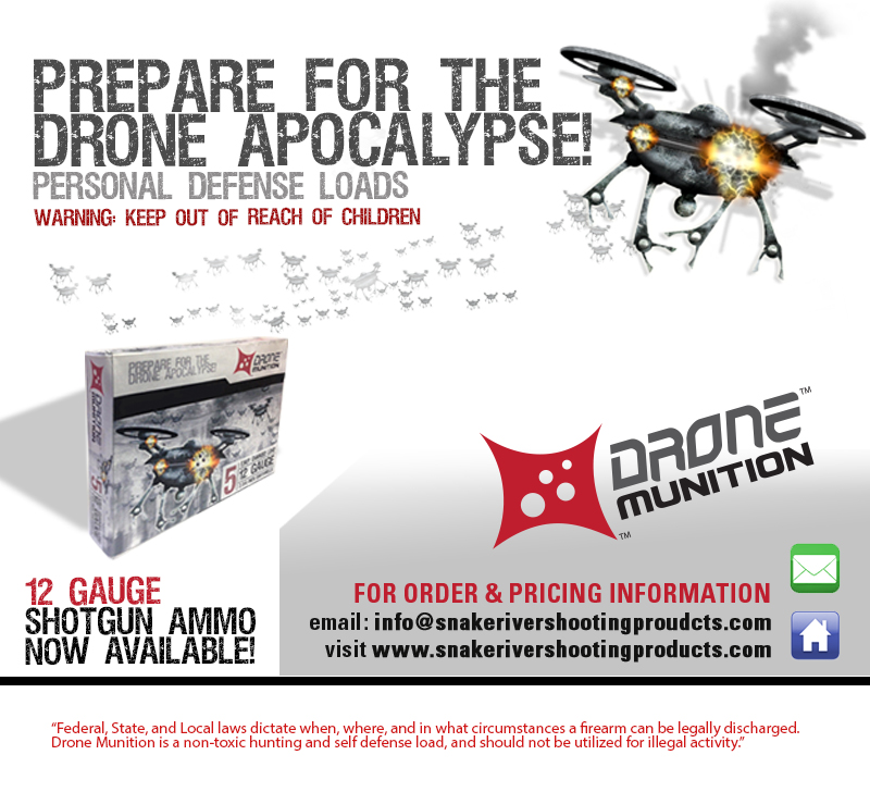 armas municion anti drone DM comingsoon