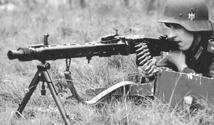 Resultado de imagen para ametralladora MG3