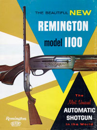 remington 1100 anuncio