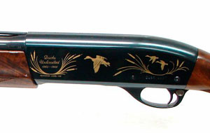 remington 1100 ducks ulmtd edition