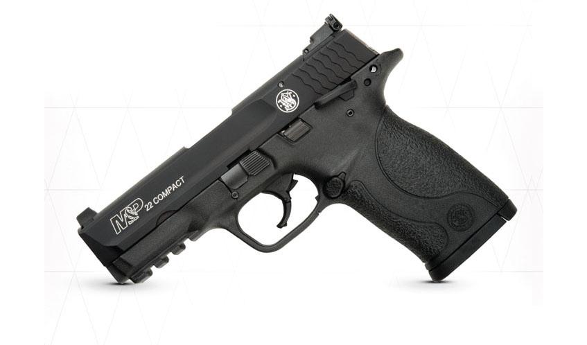 S&W M&P22 Compact: Más tiro de ocio y plinking al alcance de la mano