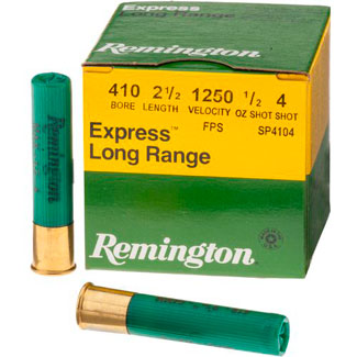 cartuchos REMINGTON EXTRA LONG RANGE body