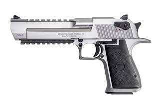Magnum Research Desert Eagle acero inoxidable