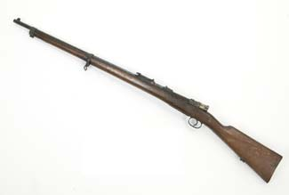 mauser oviedo 1893 museo ejercito