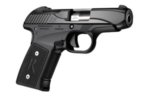 pistola remington r51