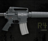 remington R4 carbine ho