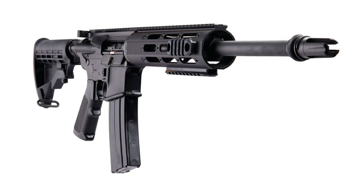rifle dpms panther 300blk