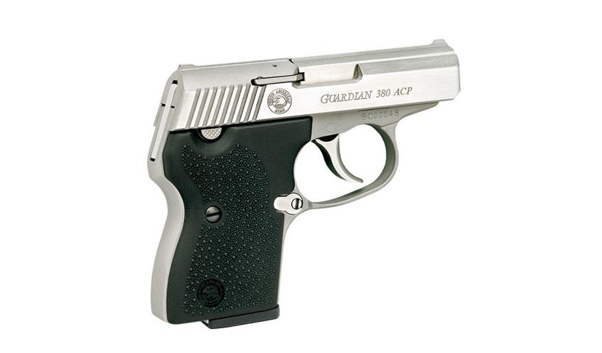 Naa guardian 380 una alternativa fiable en calibre 9 - Pistola para lacar ...