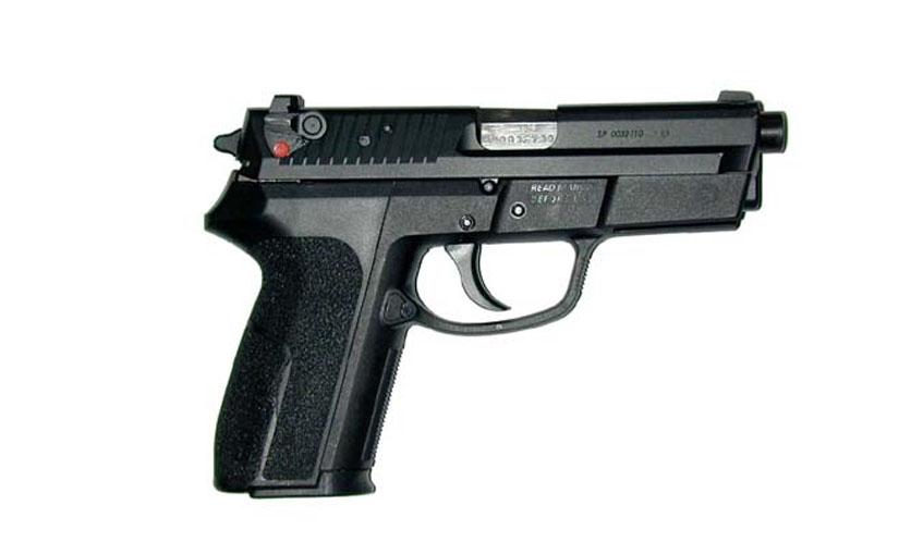 Pistola sig pro en la guardia civil el eslab n perdido - Pistolas para lacar ...