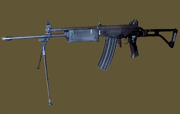 Galil sniper rifle