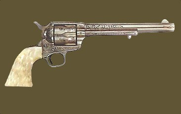 Colt 1873 Single Action Army Peacemaker