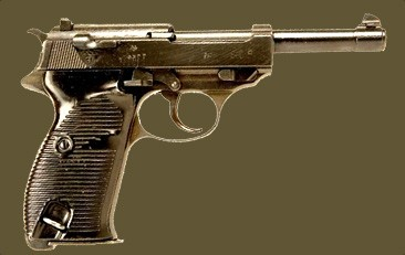 Walther Pistole Model 38
