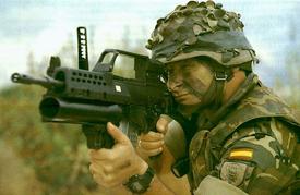 Fusil Hk G 36 Cómo Utilizar Correctamente Sus Elementos De Puntería