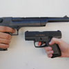 Walther PPS vs Desert Eagle .44: David contra Golliat