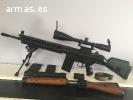 Aligerando armero cetme, vz 58 carbine